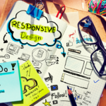 responsive design concept drawings