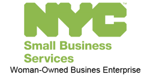 NYC Certified Woman Owned Business Enterprise
