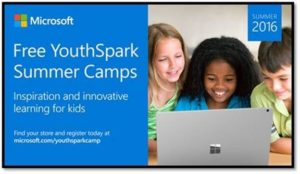 Free YouthSpark Camp for Kids in White Plains NY