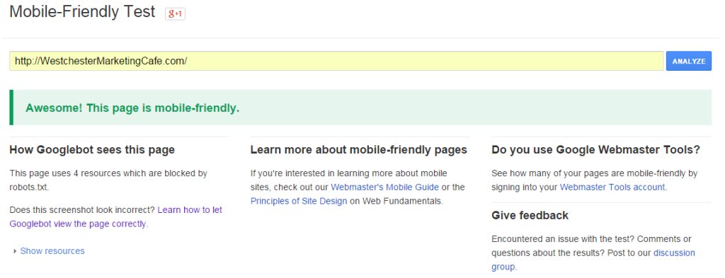 google-mobile-friendly-websites-test
