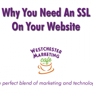 why you need an ssl on your website