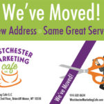 Westchester Marketing Cafe has moved