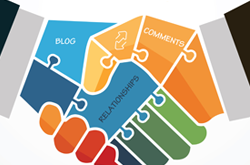 Blog Comments and Relationships